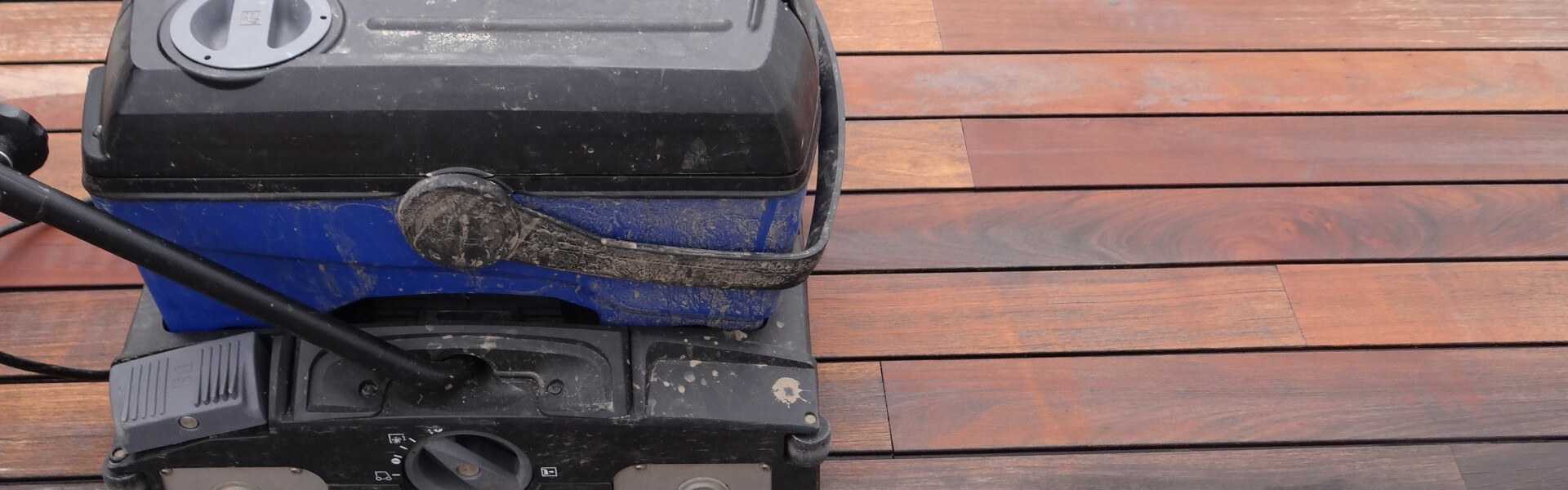 Pisos Deck Tratamiento Bona - La Casa del Parquet